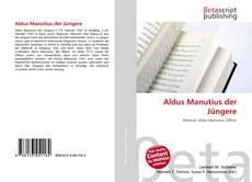 Buchcover von Aldus Manutius der Jüngere