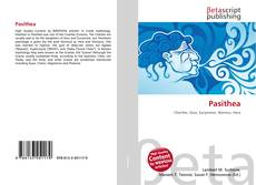Capa do livro de Pasithea