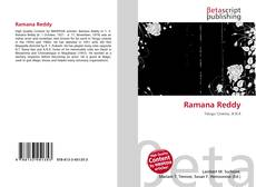 Bookcover of Ramana Reddy