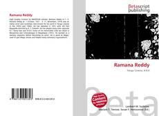 Couverture de Ramana Reddy