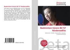 Bookcover of Badminton-Verein BV 57 Niedersedlitz