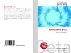 Bookcover of Ramanandi Sect
