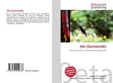 Buchcover von Ale (Gemeinde)