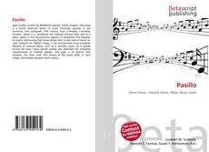 Bookcover of Pasillo