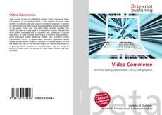 Video Commerce kitap kapağı