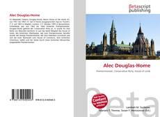 Bookcover of Alec Douglas-Home