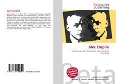 Bookcover of Alec Empire