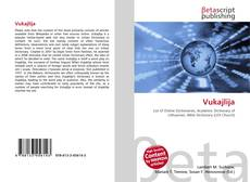 Bookcover of Vukajlija