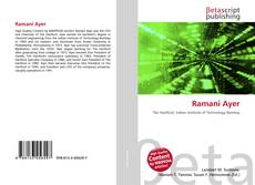 Bookcover of Ramani Ayer