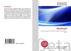 Bookcover of Workload