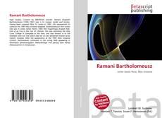 Bookcover of Ramani Bartholomeusz