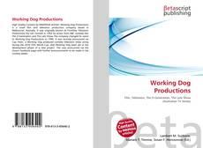 Working Dog Productions kitap kapağı