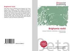 Capa do livro de Brighamia rockii