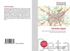 Bookcover of Vicente López
