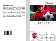 Bookcover of Gabriele Badorek