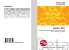 Bookcover of Vicente Lim
