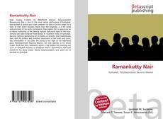 Обложка Ramankutty Nair
