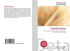 Borítókép a  Vicente Garcia - hoz