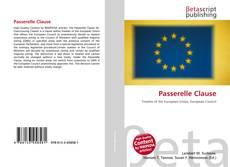 Passerelle Clause kitap kapağı