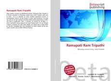 Buchcover von Ramapati Ram Tripathi