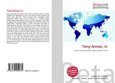 Bookcover of Tony Armas, Jr.
