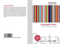 Bookcover of Passengers (Film)