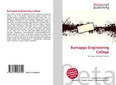 Copertina di Ramappa Engineering College