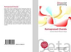 Ramaprasad Chanda的封面