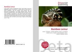 Borítókép a  Bamboo Lemur - hoz