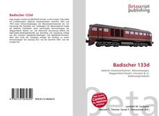 Bookcover of Badischer 133d