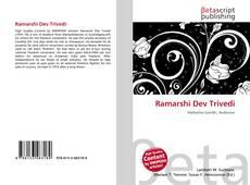 Bookcover of Ramarshi Dev Trivedi
