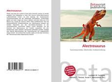 Alectrosaurus的封面