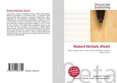 Обложка Robert Nichols (Poet)