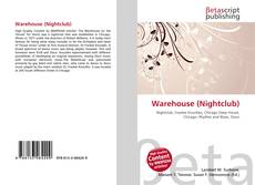 Bookcover of Warehouse (Nightclub)