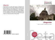 Buchcover von Alegambe