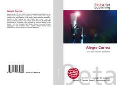 Capa do livro de Alegre Correa