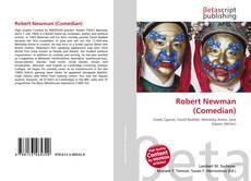 Bookcover of Robert Newman (Comedian)