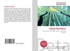 Bookcover of Song Yoo-Geun