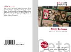 Buchcover von Aleida Guevara