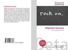 Bookcover of Alejandra Guzman