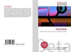 Bookcover of Tony Buck