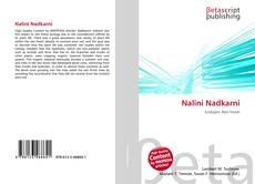 Borítókép a  Nalini Nadkarni - hoz