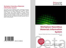 Workplace Hazardous Materials Information System kitap kapağı