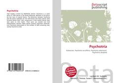 Bookcover of Psychotria
