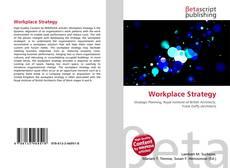 Buchcover von Workplace Strategy
