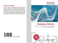 Bookcover of Workplace Wellness