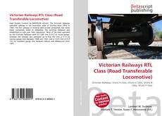 Bookcover of Victorian Railways RTL Class (Road Transferable Locomotive)