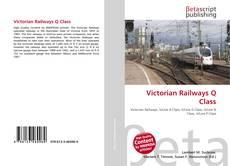 Portada del libro de Victorian Railways Q Class