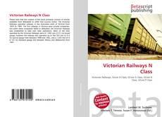 Portada del libro de Victorian Railways N Class
