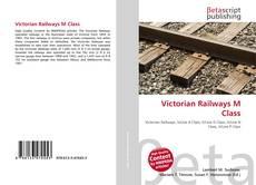 Portada del libro de Victorian Railways M Class
